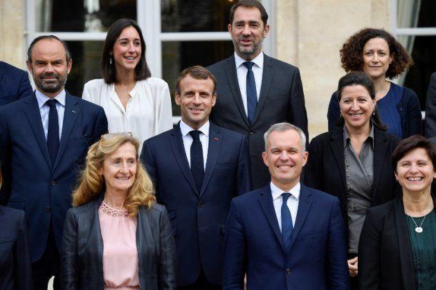 Le gouvernement d'Edouard Philippe, après le remaniement du 16 octobre