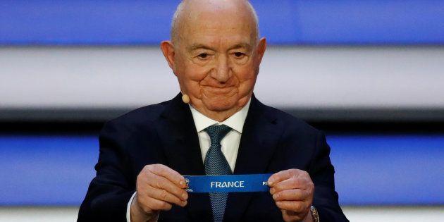 Tirage au sort Coupe du monde 2018: les affiches du Mondial