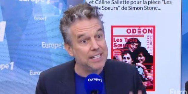 Autoplagiat sur Europe 1: Philippe Vandel fait son mea