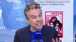 Auto-plagiat sur Europe 1 : Philippe Vandel