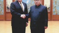 Donald Trump annonce que la Corée du Nord a libéré trois