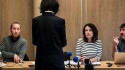 """L'épouse de l'ex-patron d'Interpol: """"Mon mari est victime d'une persécution"""