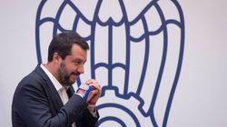 Salvini n'exclut pas d'être candidat à la présidence de la Commission