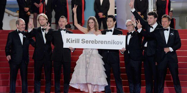 Festival de Cannes: hommages appuyés à Kirill Serebrennikov, absent car assigné à résidence en