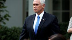 Enquête russe: après l'inculpation de Michael Flynn, les projecteurs se rapprochent du vice-président Mike