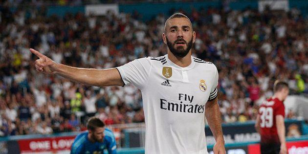 Real Madrid à Miami en juillet dans le cadre de l'International Champions