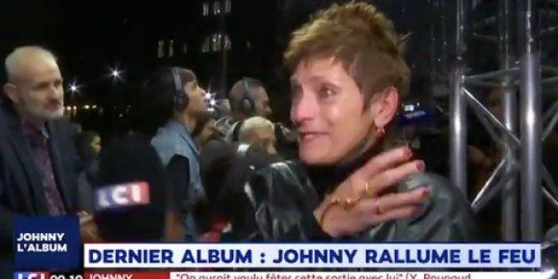 Les fans de Johnny après l'écoute des premières notes de son album