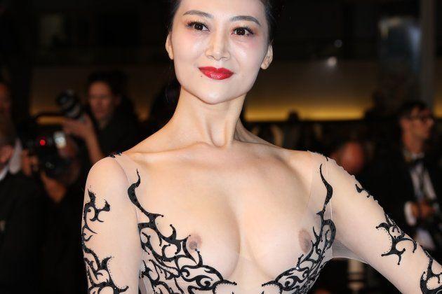 Festival de Cannes 2018: avec cette tenue