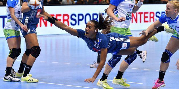 France Slovenie: l'équipe de France féminine de handball perd pour son premier match de