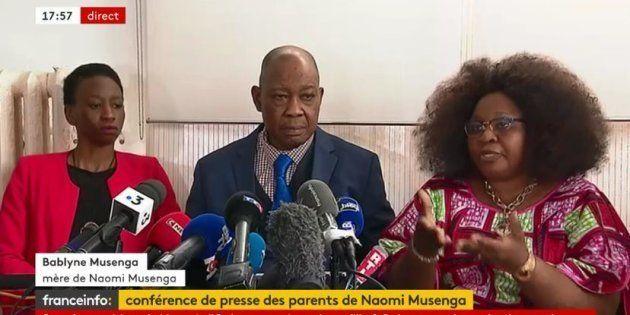 Mort de Naomi Musenga: le père de la jeune fille