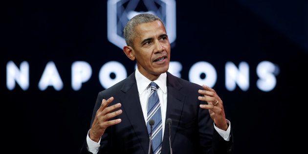 Avec la visite d'Obama à Paris, un vent d'espoir et de répit vient de traverser