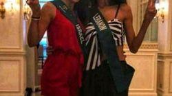 Une Miss Liban perd son titre à cause d'une photo avec une Miss