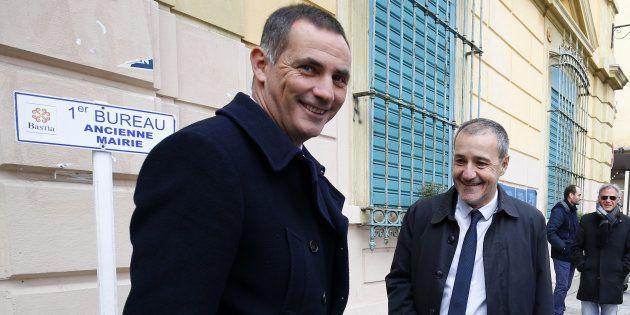 La coalition des autonomistes de Gilles Simeoni et des indépendantistes de Jean-Guy Talamoni, Pè a Corsica...