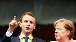 BLOG - Le prix Charlemagne, remis à Macron par Merkel, cruel symbole de son échec face à