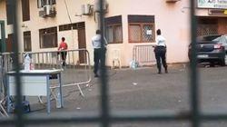 Une fusillade lors d'une soirée organisée au siège du PS fait huit blessés à