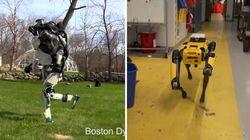 Vous trouviez déjà les robots de Boston Dynamics terrifiants? Vous n'aviez encore rien