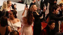 La brigade anti-selfie de Cannes