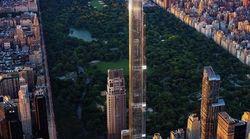 À New York, voici la future plus haute tour résidentielle au