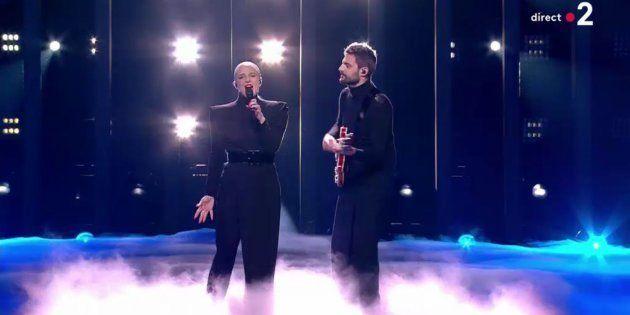 Eurovision 2018: revivez la prestation de Madame Monsieur pour la