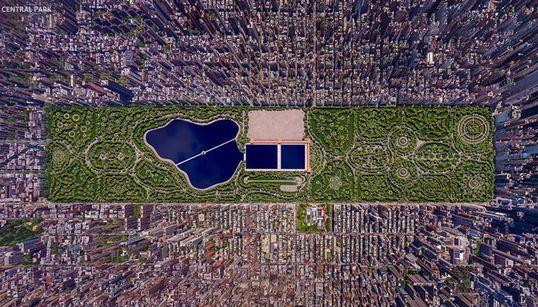 Central Park aurait pu ressembler à