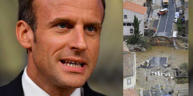 Macron dans l'Aude: quel accueil pour le président de la