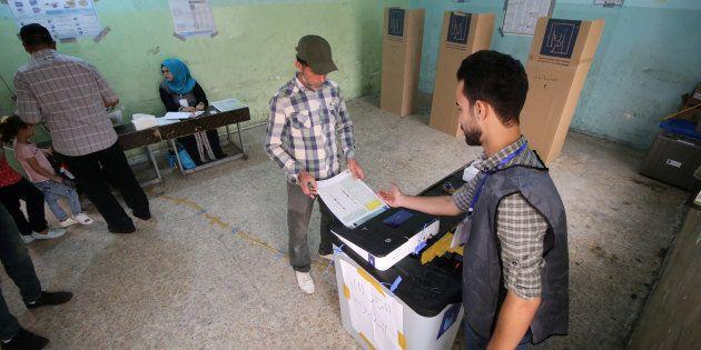 En Irak, les électeurs élisent pour la première fois un Parlement depuis la chute de