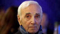 Charles Aznavour s'est rendu à l'hôpital après une chute à son