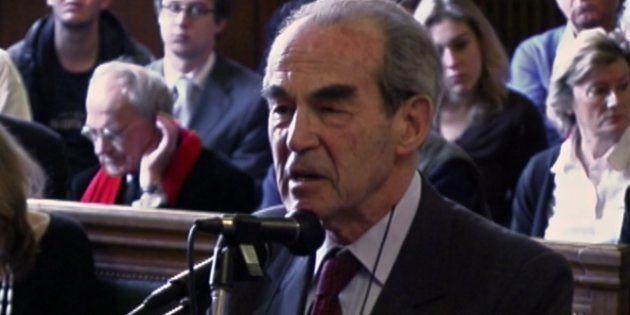 Robert Badinter, meilleur procureur contre Robert
