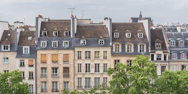 Grâce au métro, les locataires d'un immeuble parisien vont réduire leur facture d'électricité (Façades...