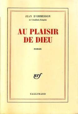 Mort de Jean d'Ormesson: cinq livres emblématiques de son