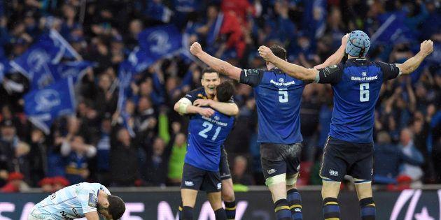Racing 92 - Leinster: les Irlandais deviennent champion d'Europe de rugby en battant d'un fil le club