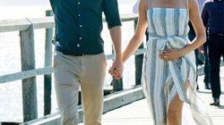 La balade en amoureux du prince Harry et de Meghan Markle en