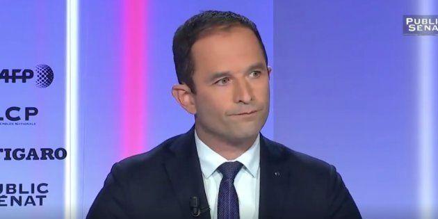 Benoît Hamon se moque de Christophe Castaner, ministre de