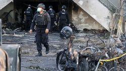L'État islamique revendique des attaques contre des églises en
