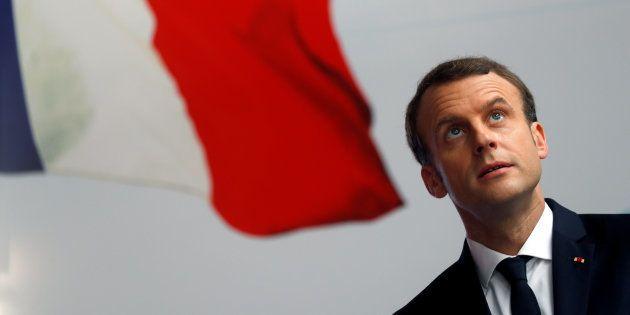 Pourquoi Macron n'effectue pas