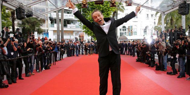 Festival de Cannes 2018: Roberto Benigni était (très) très en forme sur le tapis