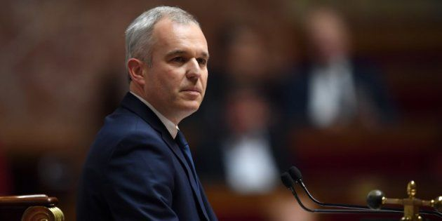 Francois de Rugy à l'Assemblée nationale le 5 décembre