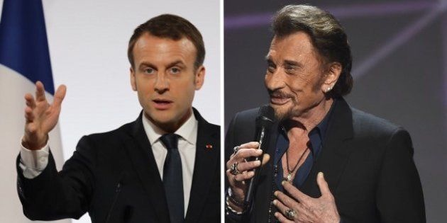 Macron rend hommage