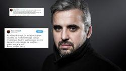 Accusé de récupérer la mort de Johnny, Corbière efface un tweet