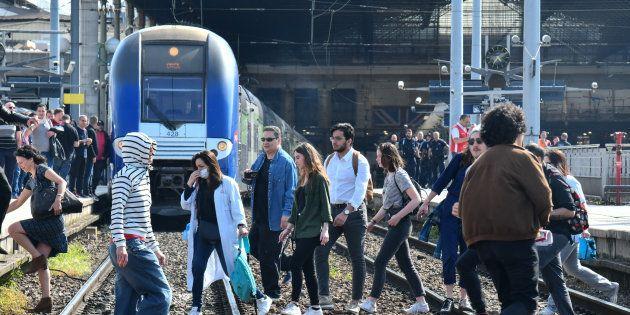 La SNCF porte plainte