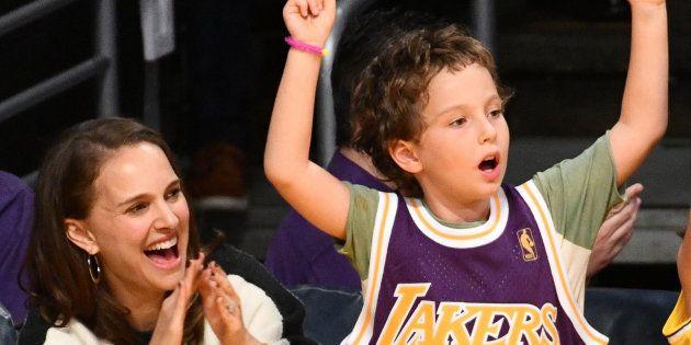 Natalie Portman et son Aleph