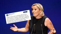 L'immunité parlementaire de Steeve Briois levée, Marine Le Pen dénonce une