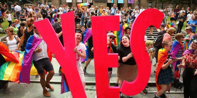 En Australie, le Parlement autorise le mariage pour