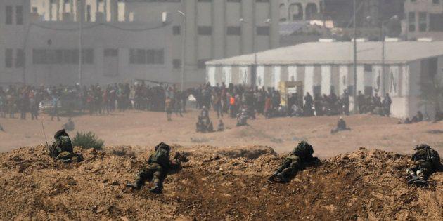 Morts à Gaza: les États-Unis jugent le Hamas responsable de la mort de dizaines de Palestiniens tués...