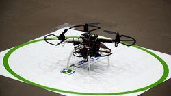 Au Japon, ce drone chassera les employés qui font trop d'heures