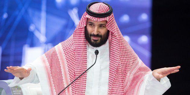 À l'occasion d'un forum économique qui se tenait à Ryad, le prince héritier d'Arabie saoudite s'est accordé...