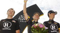 L'ancien directeur sportif et complice d'Armstrong, suspendu à