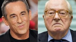 Thierry Ardisson relaxé face à Jean-Marie Le Pen dans son procès sur