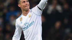 Cristiano Ronaldo remporte son cinquième Ballon