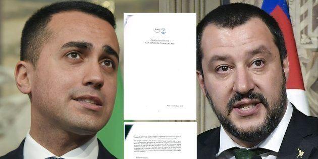 En Italie, la sortie de l'euro prévue par un brouillon d'un contrat de gouvernement entre le M5S et la